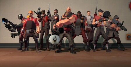 Team Fortress 2 logra batir su récord de usuarios simultáneos, después de 14 años desde su lanzamiento, con más de 150.000 jugadores
