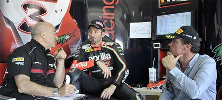 Max Biaggi Motorland Aragón