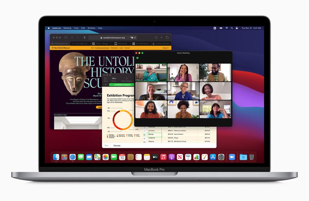 Los recientes MacBook Pro y Air con chip M1 obtienen incluso duplicar su autonomía: esto es lo que permiten sus baterías, según Apple