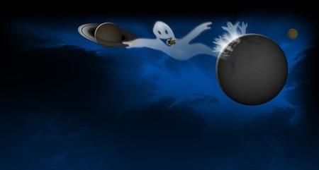 Ambienta Halloween con esta colección de sonidos del espacio de la NASA