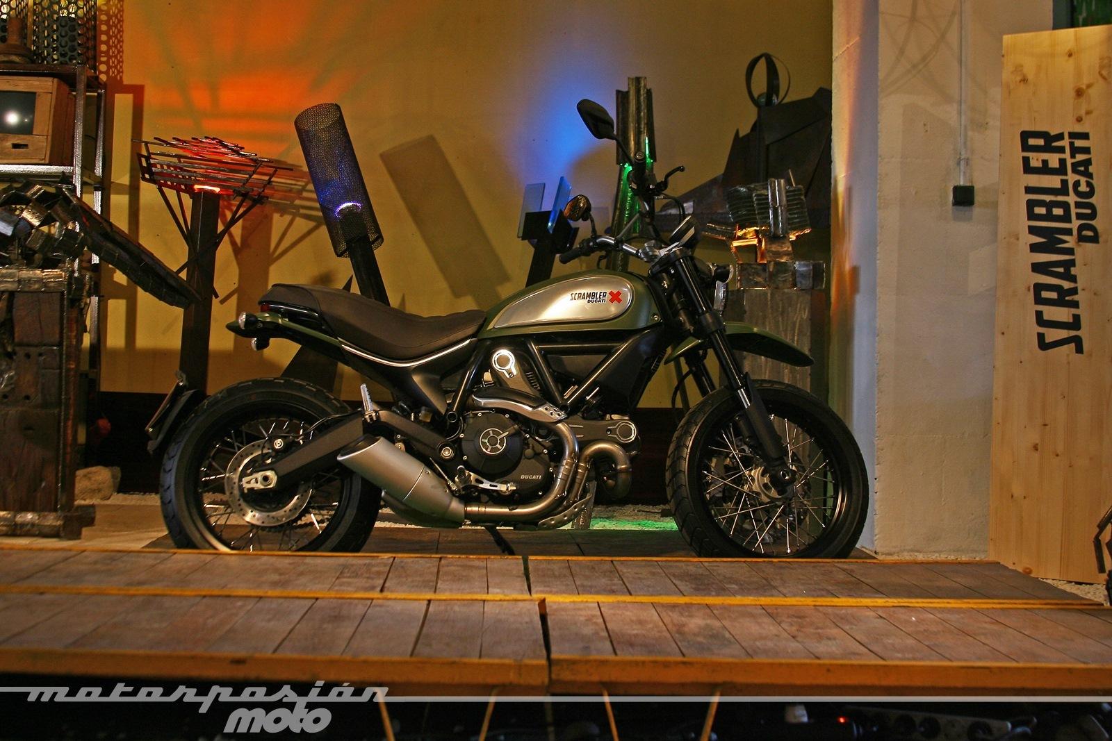 Foto de Ducati Scrambler, presentación 1 (33/67)