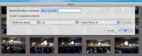 Agrupa todas las fotos de tu iPhone de forma automática en iPhoto