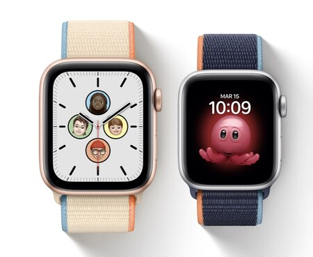 Apple lanza la cuarta beta de watchOS 7.1