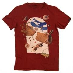 Foto 2 de 4 de la galería pictoricas-camisetas-de-bershka-para-esta-temporada en Trendencias Hombre