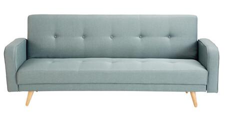 Sofa Cama Clic Clac De 3 Plazas Verde Agua 1000 15 13 174673 11