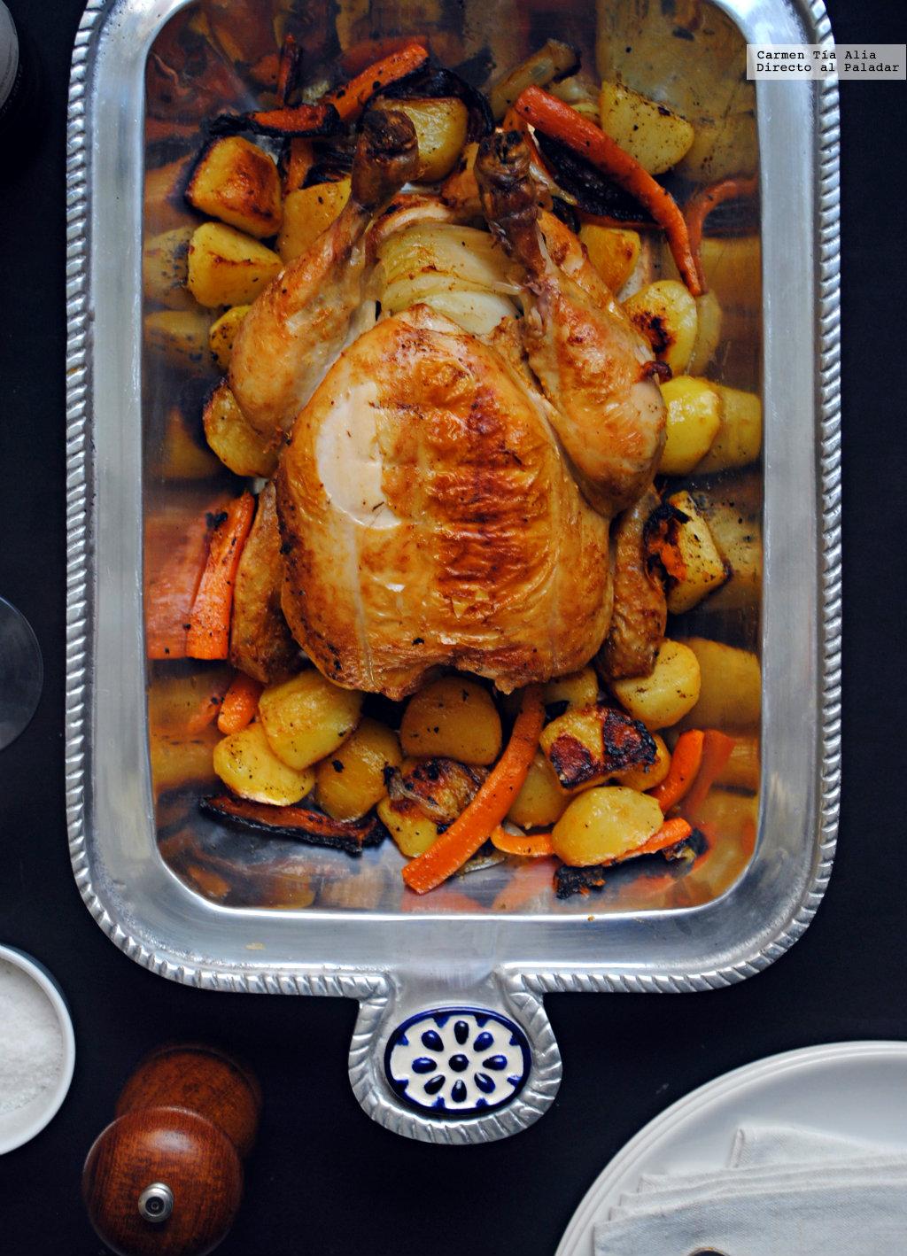 Image Result For Receta De Cocina De Pollo Al Limon