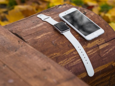 Apple Watch y el iPhone
