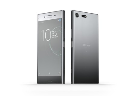 Xperia Xz Premium Lumiminous Chrome
