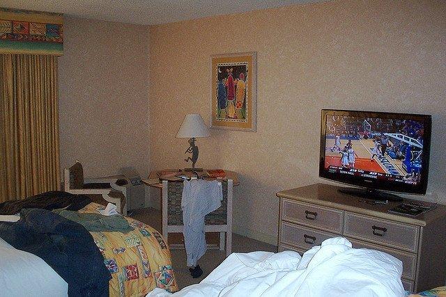 Qu miras en la tele de tu cuarto de hotel - Tv en habitacion ...