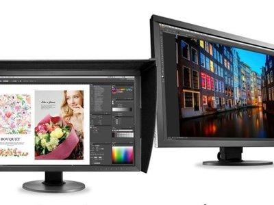 Eizo CS2730 y CG2730, dos monitores de gama alta para la edición fotográfica y de vídeo