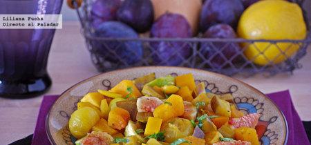 Tu dieta semanal con Vitónica (CLXVI): con alimentos de temporada y recetas incluidas