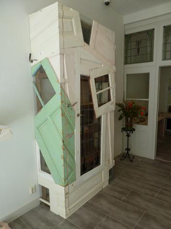 Foto de Recicladecoración: muebles reconstruidos de Chris Ruhe (3/5)
