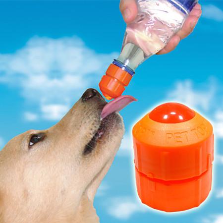 Pet Watering Top, para saciar la sed de tu mascota en cualquier sitio