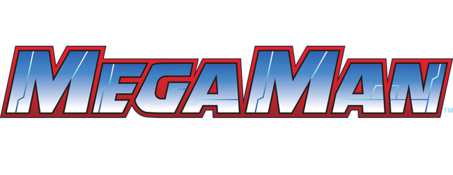 Mega Man Serie Logo