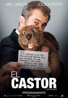 'El castor' de Jodie Foster, cartel español