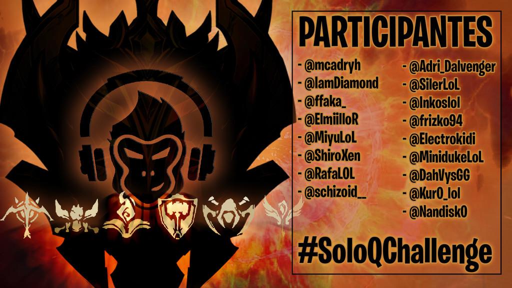 ElmilloR SoloQ Championship: una descalificación por suplantación de identidad empaña los grandes números conseguidos