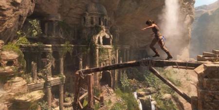 Rise of the Tomb Raider para Xbox 360 luce mejor de lo que pensábamos