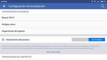 Facebook Privacidad 2