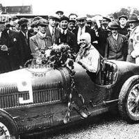 Elisabeth Junek, otra reina de Bugatti que dominó la Targa Florio y sometió al trazado de Nürburgring