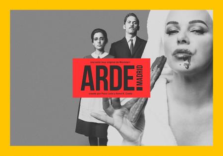 Movistar renueva 'Arde Madrid': la comedia sobre Ava Gardner en la España franquista tendrá segunda temporada