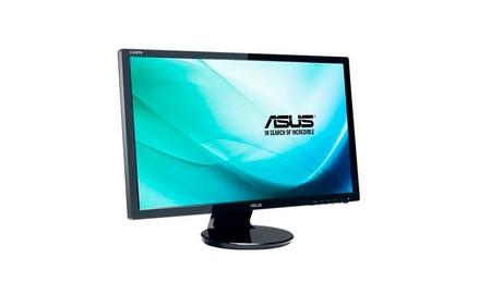 Con el monitor gaming ASUS VE248HR en PCComponentes, te ahorras 34 euros esta semana