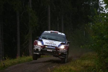 Rally de Finlandia 2013: Mads Ostberg aguanta los ataques de sus rivales