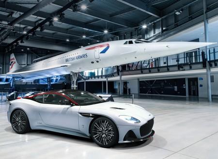 Tributo a un grande: Aston Martin DBS Superleggera Concorde Edition