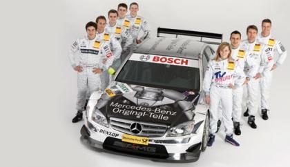 Mercedes sigue sin desvelar su plantel para el DTM