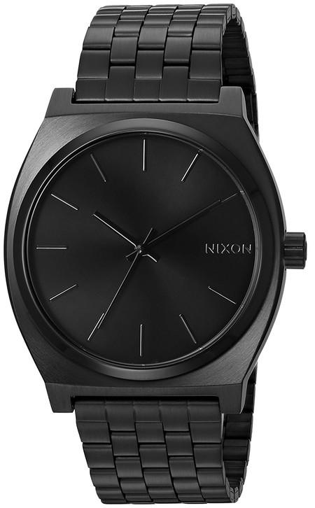 Por 74,41 euros tenemos el reloj analógico Nixon  Time Teller A045001-00 en Amazon
