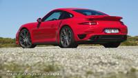Todos los Porsche 911 inferiores al GT3 serán turbo