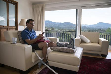 Lesionado y en cuarentena: estos ejercicios te ayudan a seguir moviéndote dentro de casa