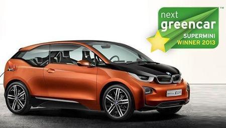 BMW i3 Ganador Supermini Next Green Car 2013