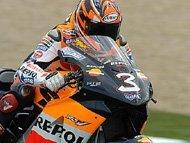 Max Biaggi preparado para su 200 GP consecutivo