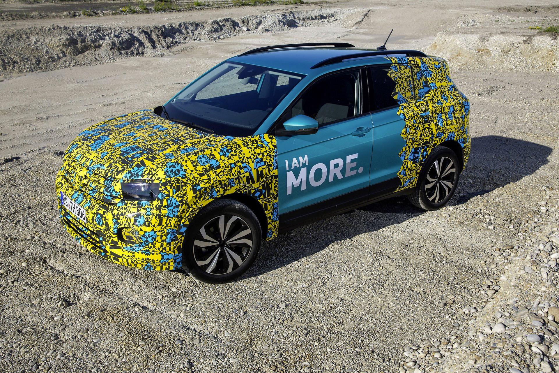 Foto de Volkswagen T-Cross (primeras imágenes) (10/28)