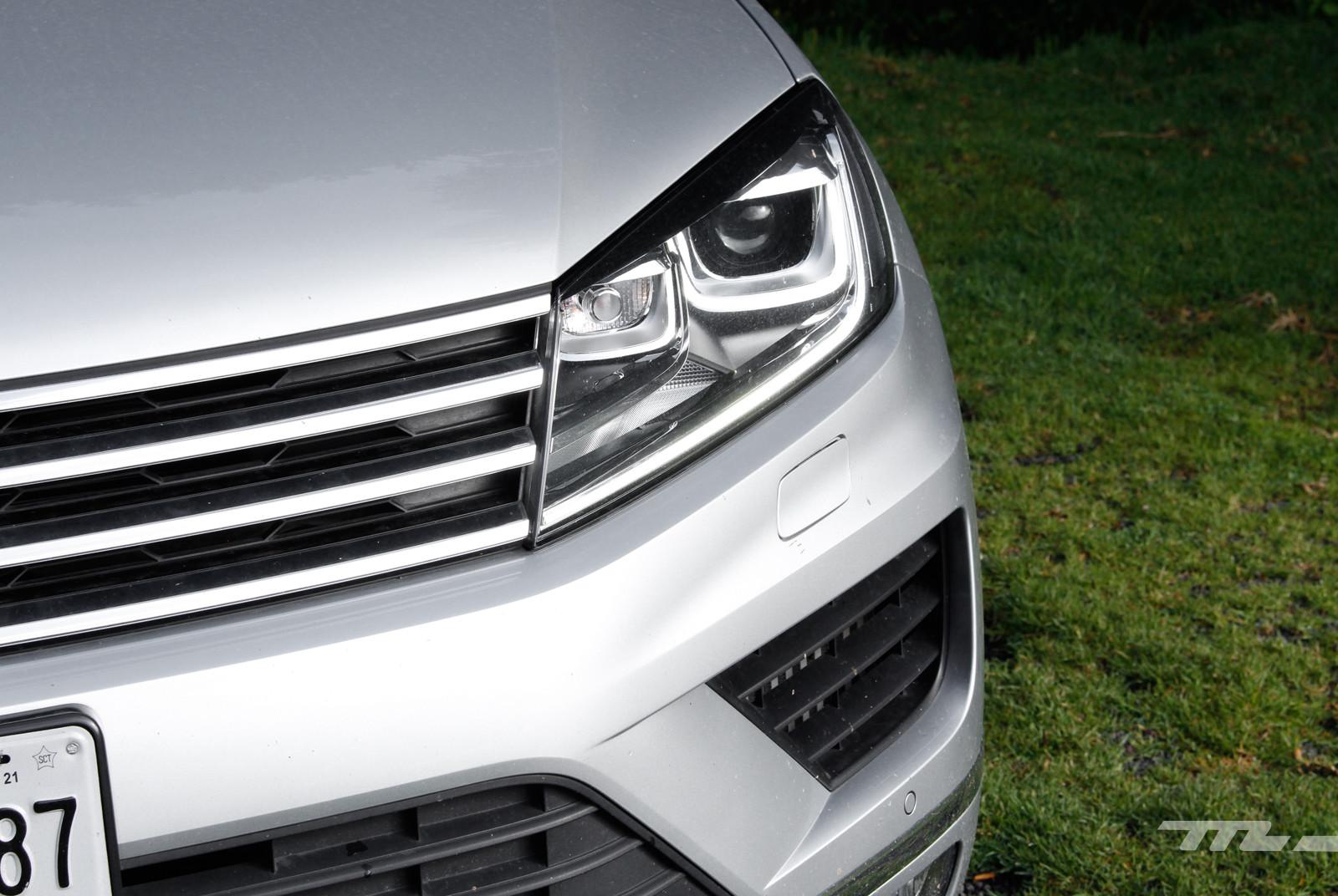 Foto de Volkswagen Touareg TDI Wolfsburg Edition (14/16)