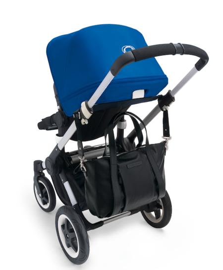 Storksak+Bugaboo: el bolso más estiloso para el cochecito del bebé