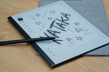 reMarkable 2, análisis: lo más parecido al papel, lo más inesperado como tablet