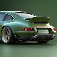 Así de alucinante es el Porsche 911 de Singer con motor Williams de 500 CV y 990 kilos