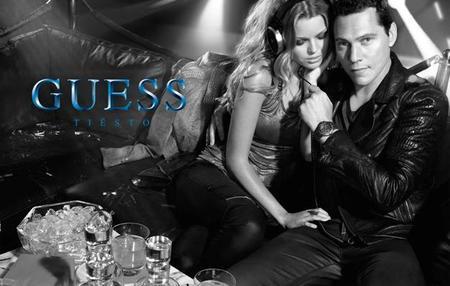 GUESS y Tiësto llegan a tu muñeca desde la pista de baile