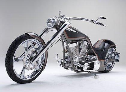 2006 Foose Motorcycle