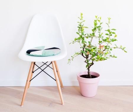 Le parapluie pads, cojines perfectos para tu Eames plastic side chair diseñados por Rali Living