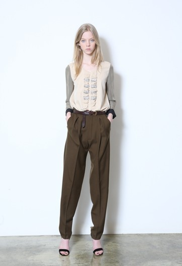 Chloé, Stella McCartney y John Galliano, Pre-Fall 2009