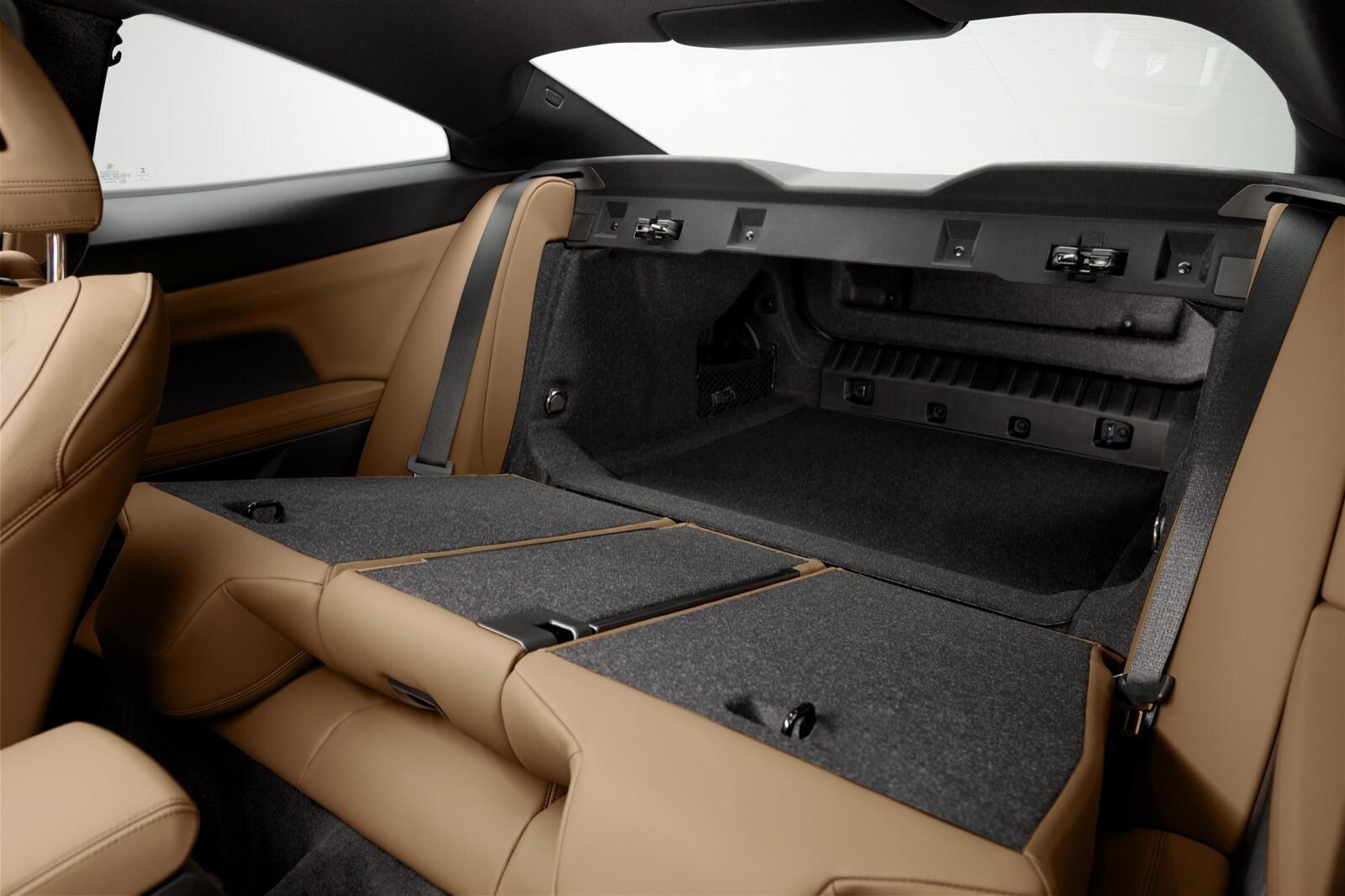 Foto de BMW Serie 4 Coupé (presentación) (15/85)