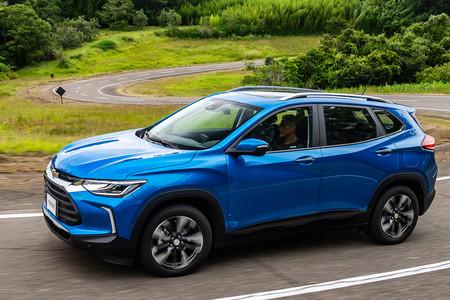 Chevrolet Tracker 2021 Mexico 5