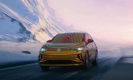 El estreno del SUV eléctrico Volkswagen ID.5 es inminente y apunta directamente al Salón de Múnich