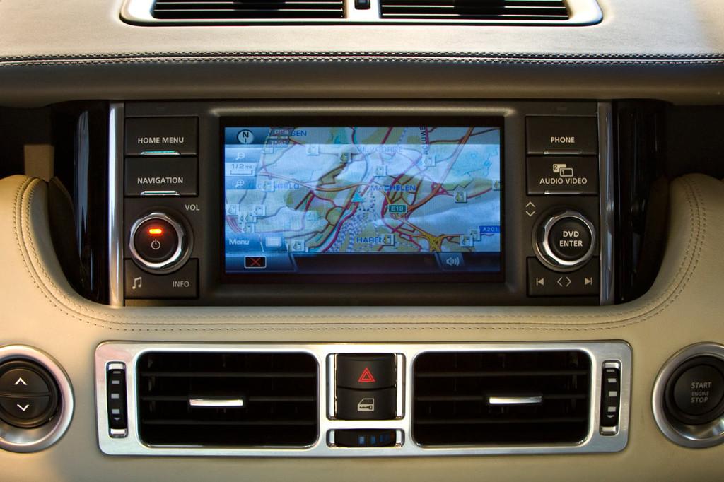 Foto de Range Rover 2010 (5/9)