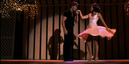 Dirty Dancing 1987 Movie Review Baby Johnny Final Dance Spinning Dress Jennifer Grey Patrick Swayze 600x300