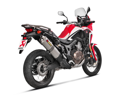 Akrapovic Slip On Line Honda Africa Twin 3