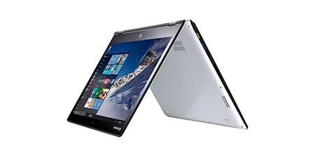 Si buscas convertible económico, hoy, el Lenovo Yoga 3-14 en Amazon cuesta 200 euros menos