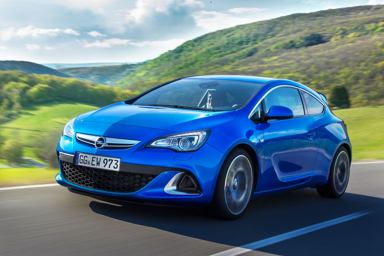 Foto de Opel Astra OPC (25/46)